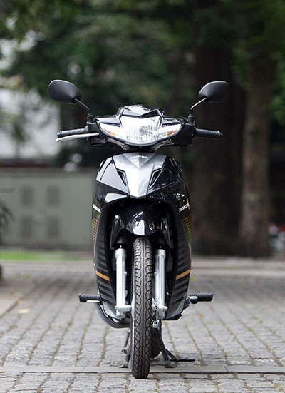 Honda Blade 110 – Bộ mặt mới cho xe số Honda
