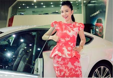 Ngô Hương Lan - Hoa hậu Thế giới người Việt 2007 -