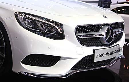 """Chiếc xe """"Đáng mơ ước nhất châu Âu 2014"""" có giá 7,19 tỷ đồng"""