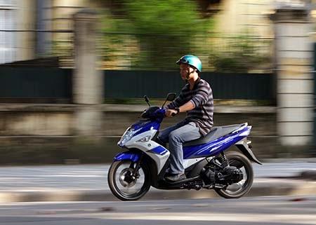 Cặp lốp với tiết diện nhỏ cũng tác động lớn vào khả năng tăng tốc và việc tiết kiệm nhiên liệu