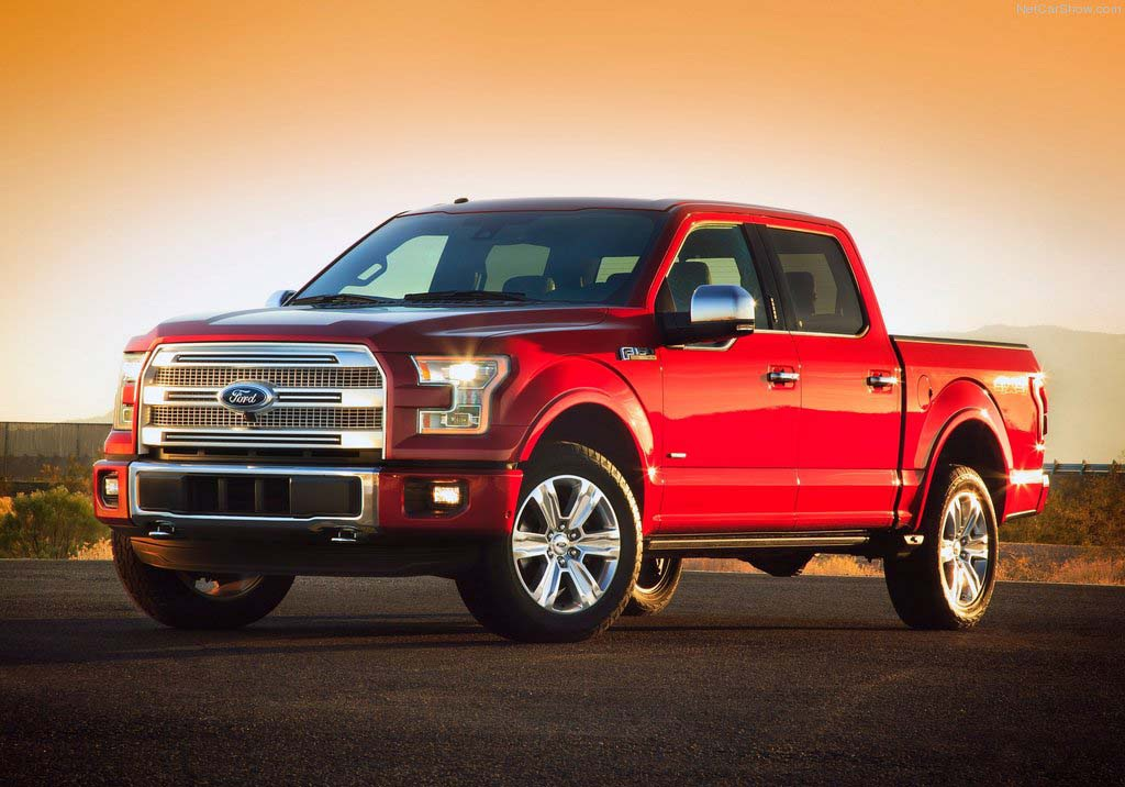 1 - Ford F-Series: