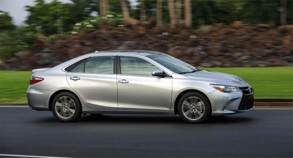 4 - Toyota Camry: