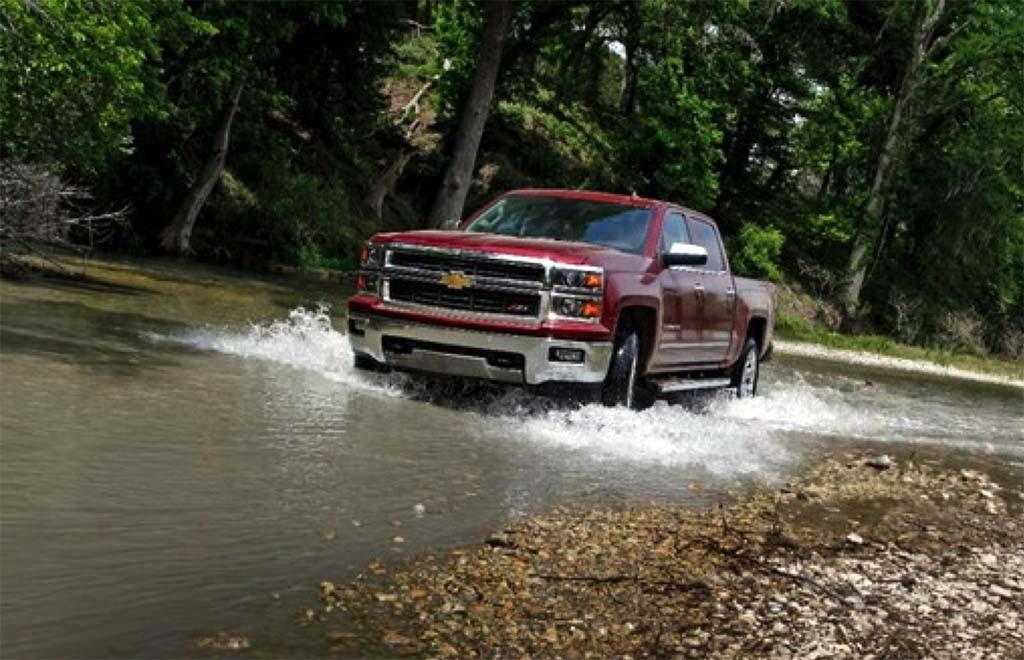 2 - Chevrolet Silverado: