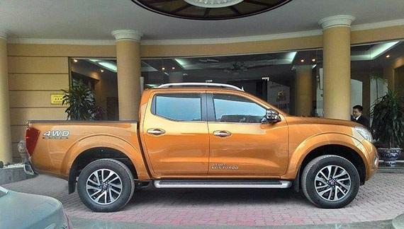 Và Nissan Navara chuẩn bị ra mắt tại Việt Nam