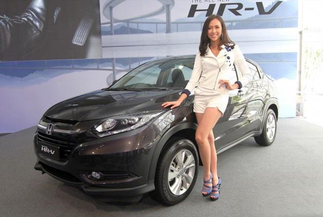 Trước Malaysia, chiếc SUV cỡ nhỏ của Honda đã được ra mắt tại Brazil, Mỹ,