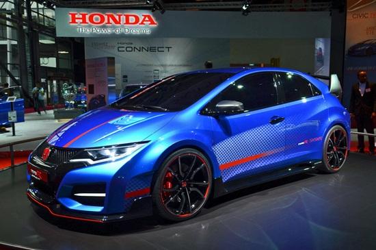 Honda Civic Type R tại