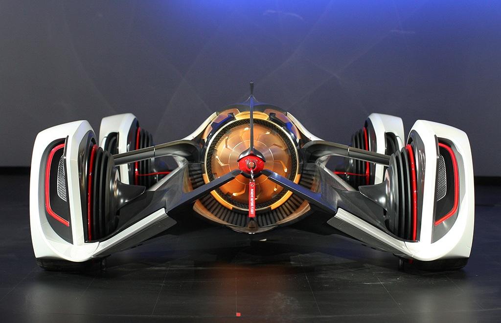 Chevrolet Chaparral 2X VGT Concept – Từ Game ra đời thực