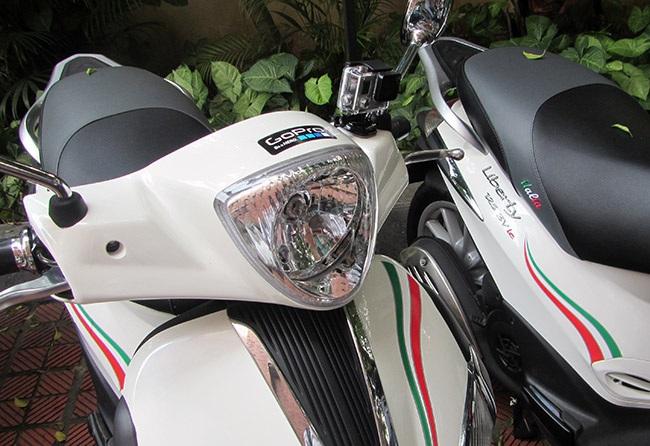 Thị trường xe máy Việt Nam đón nhận các mẫu xe mới
