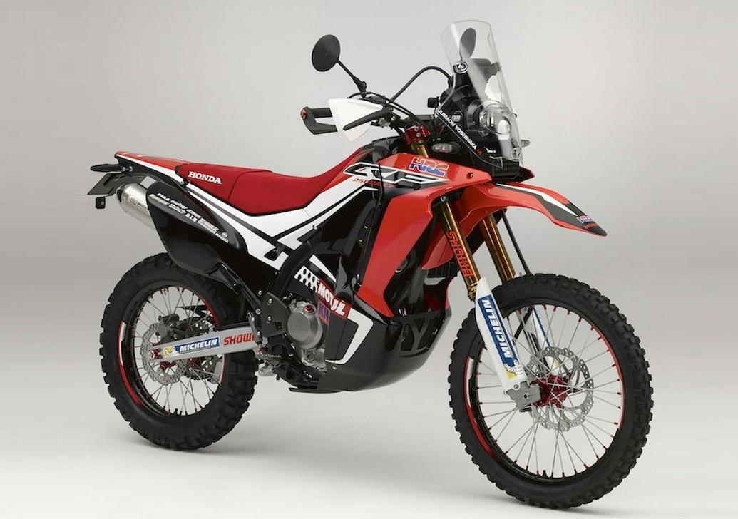 Và mẫu Honda CRF250L