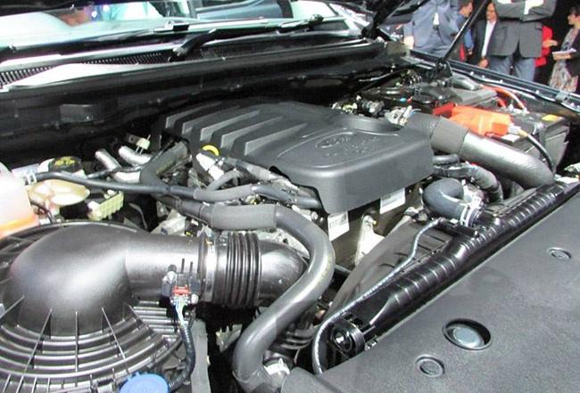 Ford Ranger phiên bản nâng cấp xuất hiện lần đầu tiên trên thế giới tại Đông Nam Á
