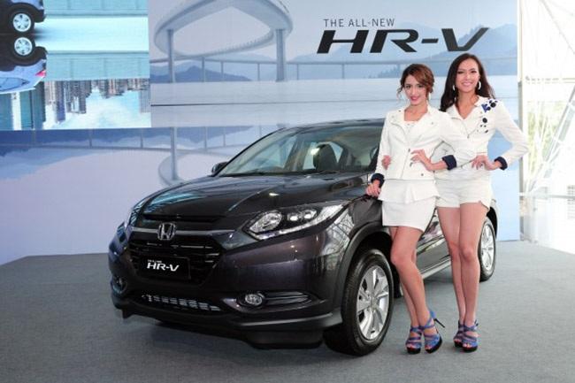 Honda HR-V tại Malaysia tháng 4/2015