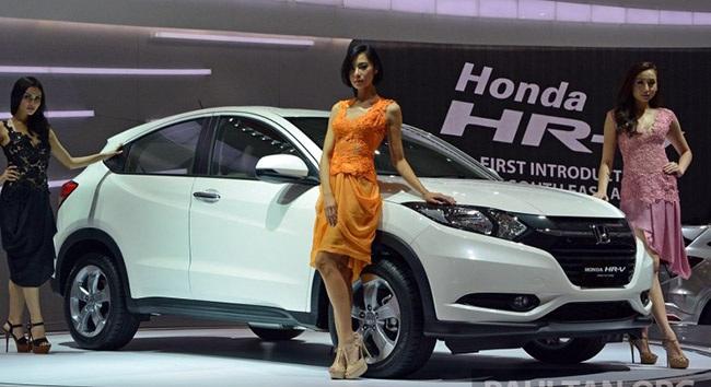 Honda HR-V tại Indonesia tháng 9/2014