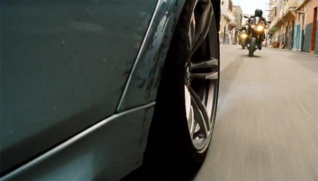 BMW M3 sử dụng