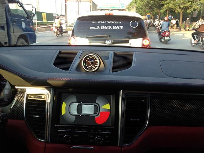 Bộ tinh chỉnh ghế lái 12 có lưu vị trí