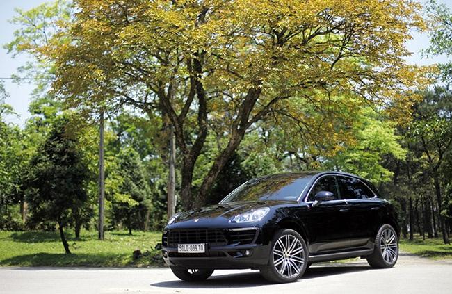 Macan là dòng SUV cỡ nhỏ được đánh giá là giúp Porsche vượt qua cơn khủng hoảng về doanh số