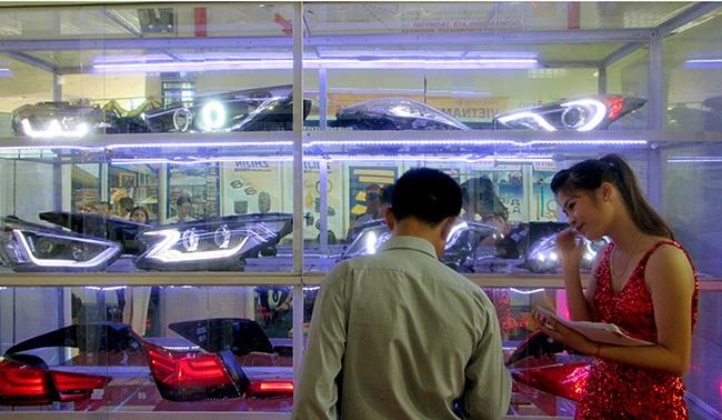 Mẫu Subaru Outback là điểm nhất sáng nhất của triển lãm Auto Expo năm nay