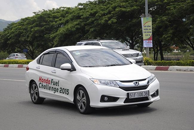 Lịch lái thử ôtô Honda trên toàn quốc tháng 7/2015