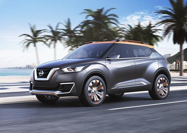 Kicks - Bệ phóng của Nissan ở phân khúc SUV cỡ nhỏ?
