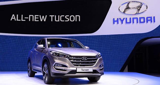 Hyundai Tucson sẽ cạnh tranh với Nissan Qashqai và Mazda CX-5… cùng một số thương hiệu châu Âu