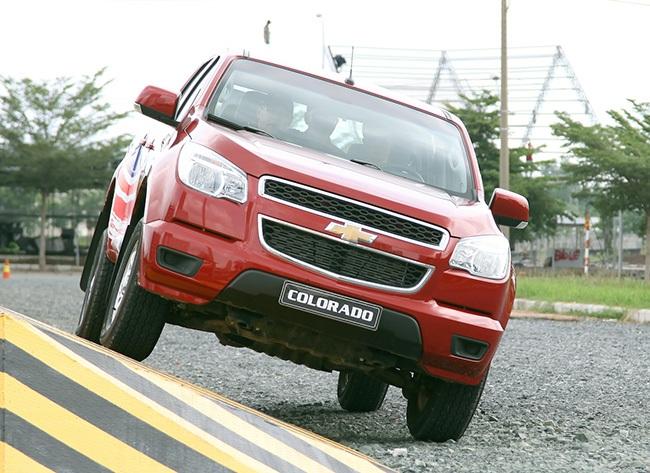 GM Việt Nam tổ chức lái thử Chevrolet tại Hà Nội