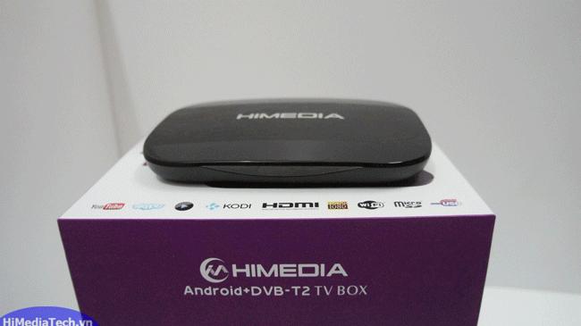 Hình ảnh thực tế chiếc HIMEDIA T2