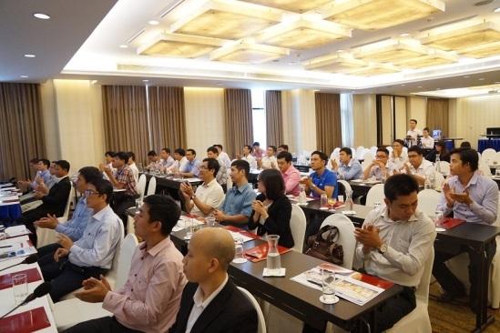 Hội thảo thu hút nhiều khách mời từ khắp nơi trên cả nước hoạt động trong nhiều lĩnh vực khác nhau