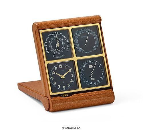 Trong suốt 125 năm, tên tuổi Angelus gắn với chức năng Chronograph đặc biệt và nhiều biến tấu độc đáo cho đồng hồ đeo tay, đồng hồ báo thức, đồng hồ du lịch với nhiều hiển thị và nguồn điện dự trữ lâu.