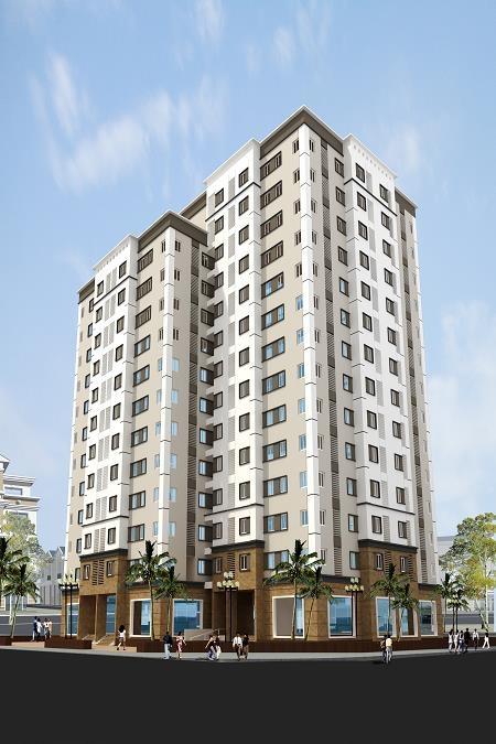 Toàn cảnh dự án Ruby City 2 – Giang Biên – Long Biên – Hà Nội