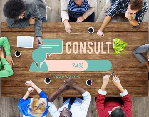 Muốn khởi nghiệp đúng hướng và hạn chế rủi ro thất bại, startup cần xin tư vấn từ càng nhiều người hướng dẫn trong các hệ sinh thái khởi nghiệp càng tốt - Ảnh minh họa