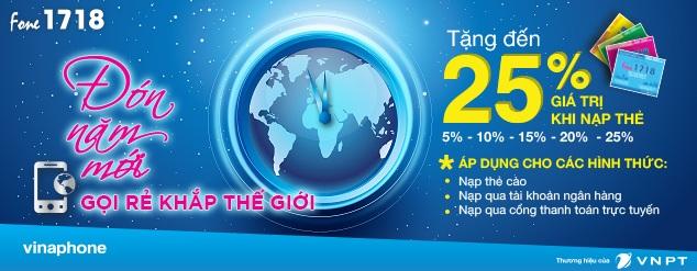 Dịch vụ gọi quốc tế giá rẻ Fone1718 vào mùa cao điểm - 1