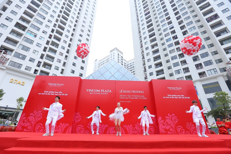 Khai trương Vincom Plaza Bắc Từ Liêm – Hà Nội - Ảnh 2.