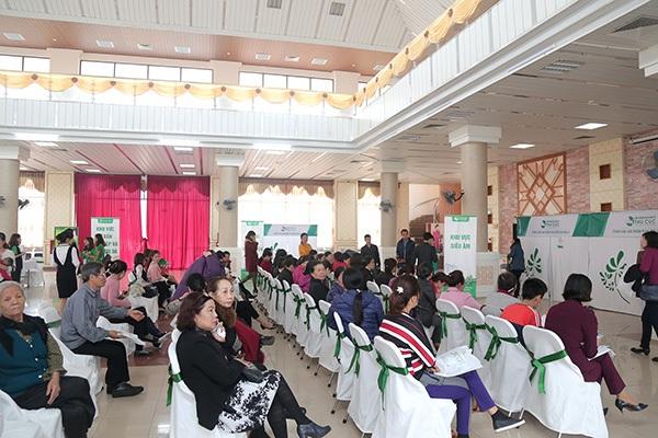 Sự kiện thu hút sự quan tâm và tham gia của đông đảo người dân Bắc Ninh.