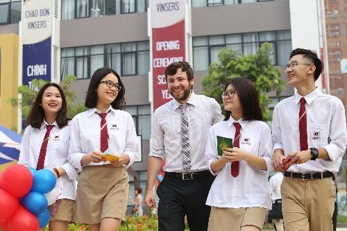 Vinschool là đơn vị tiên phong trong việc trang bị năng lực thế kỷ 21 cho học sinh