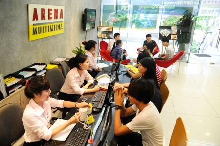 Ảnh 1Arena Multimedia – Thương hiệu dẫn đầu về đào tạo mỹ thuật đa phương tiện.