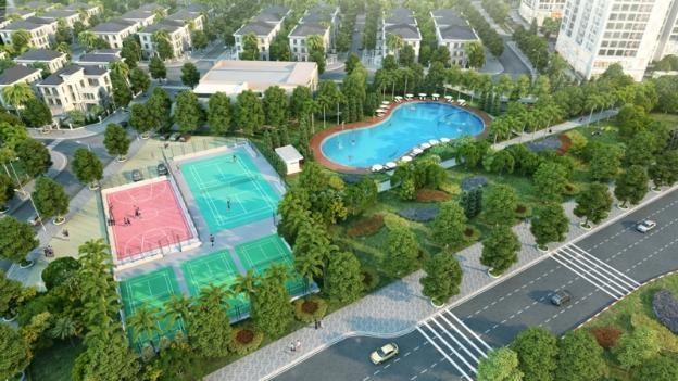 Cư dân tòa G1 sẽ được tận hưởng hàng loạt tiện ích hiện đại liền kề như bể bơi ngoài trời, khu thể thao, clubhouse trung tâm… (hình ảnh minh họa)