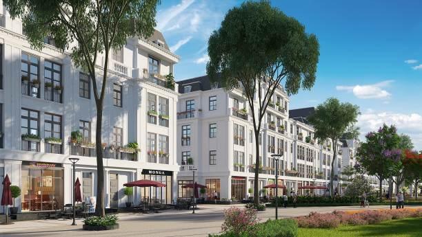 Boutique House với thiết kế 2 mặt tiền, tối ưu hóa công năng mang đến cơ hội kinh doanh tiềm năng và an cư thời thượng cho cư dân