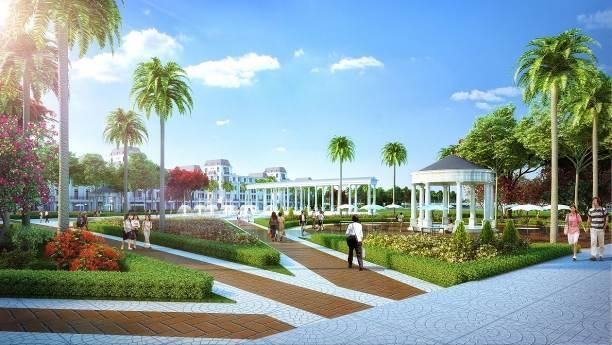 Boutique House được thừa hưởng toàn bộ lợi thế về hạ tầng tiện ích của dự án như trung tâm thương mại, nhà hàng ẩm thực, vườn hoa, đại lộ danh vọng…