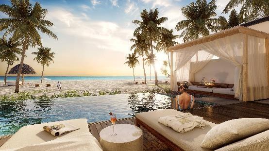 Mövenpick Resort Waverly Phú Quốc hiện sở hữu những ưu thế vượt trội về chất lượng sản phẩm và chính sách ưu đãi hấp dẫn