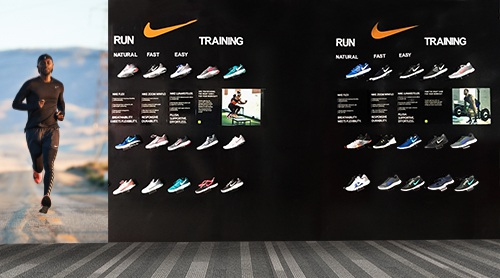 170d2385230 Tập đoàn thể thao Kingsport chính thức phân phối giày Nike chính ...