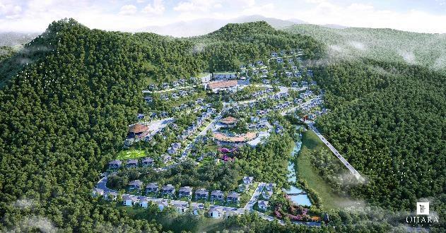 Những quần thể nghỉ dưỡng trên núi đang là lựa chọn của nhiều người