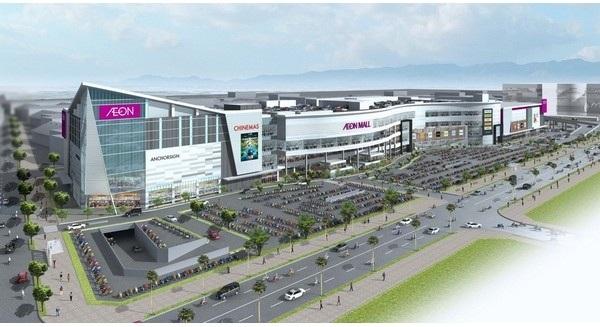 Aeon Mall Hà Đông và nhiều tiện ích khác góp phần gia tăng giá trị khu vực