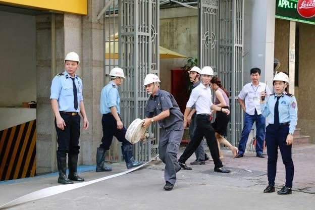 Sử dụng dịch vụ quản lý vận hành tòa nhà chuyên nghiệp và hiệu quả, chủ dự án chung cư ghi điểm với khách hàng - 5