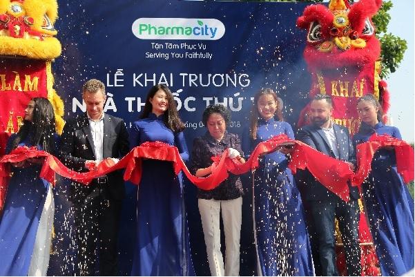 Ra mắt chuỗi nhà thuốc lớn nhất tại Việt Nam - 1