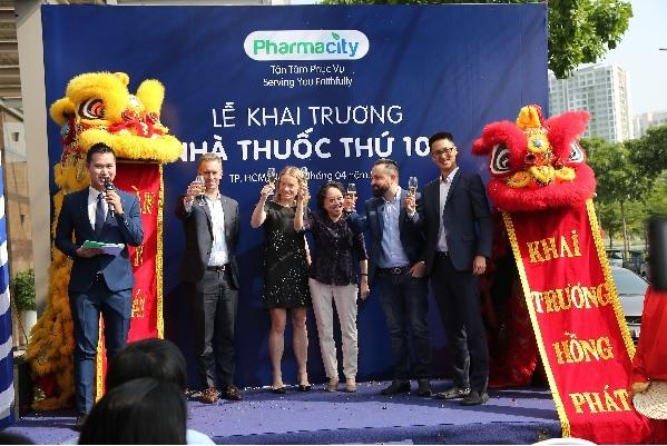 Ra mắt chuỗi nhà thuốc lớn nhất tại Việt Nam - 2