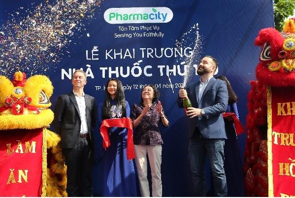 Ra mắt chuỗi nhà thuốc lớn nhất tại Việt Nam - 3