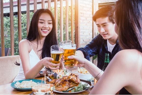 Việt Nam chỉ có khoảng 3 thương hiệu bia làm từ 100% lúa mạch