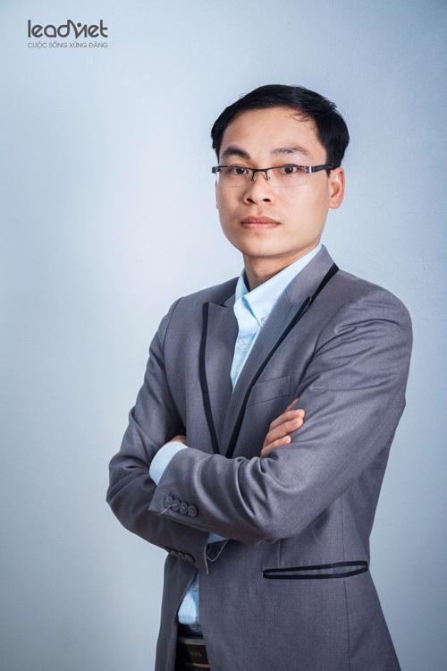 Ông Nguyễn Văn Huy - Tổng giám đốc LeadViet