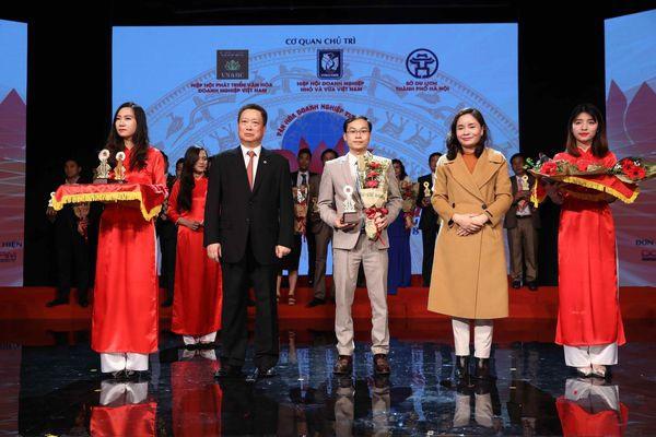 LeadViet vinh dự nhận kỳ niệm chương Doanh nghiệp văn hóa 2018