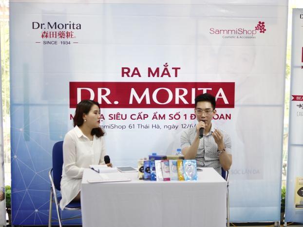 Dr.Morita – Thương hiệu mặt nạ hàng đầu Đài Loan đã có mặt tại Việt Nam - 1