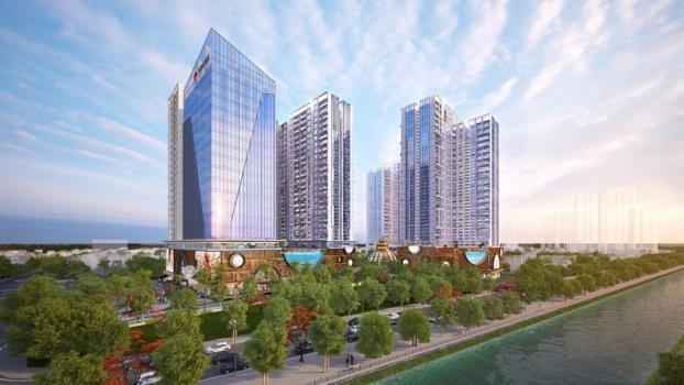 2,7 tỷ được đánh giá là mức giá hấp dẫn với một căn hộ cao cấp có đầy đủ tiện ích và sở hữu vị trí đẹp như Hinode City